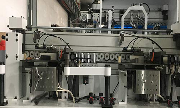 A solution to the quality of the edge banding machine