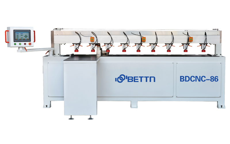 High-end Intelligent Horizontal Drilling Machine BDCNC-86