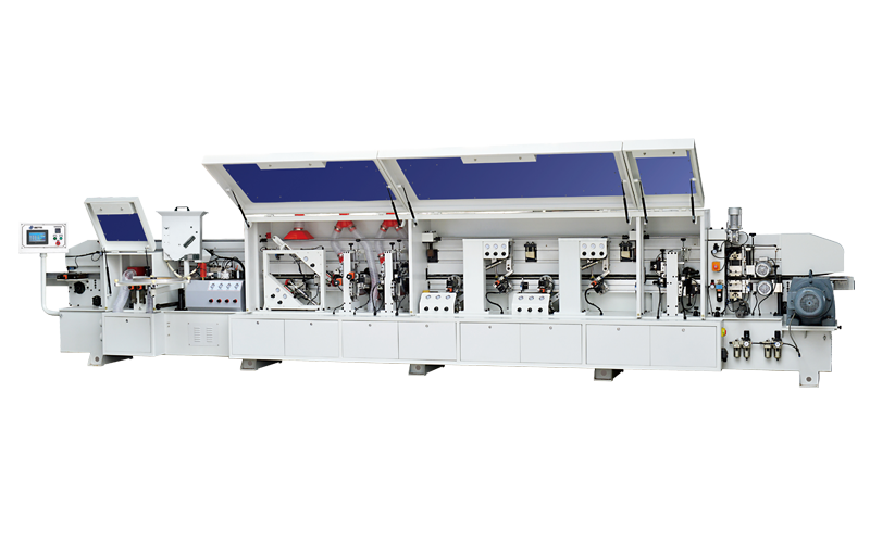 High-speed Automatic Edge Banding Machine TZ-803C |||